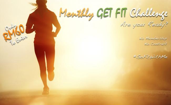 get fit challenge #1