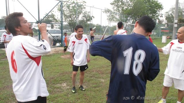 AngsaSuperVet vs Tsunami FC