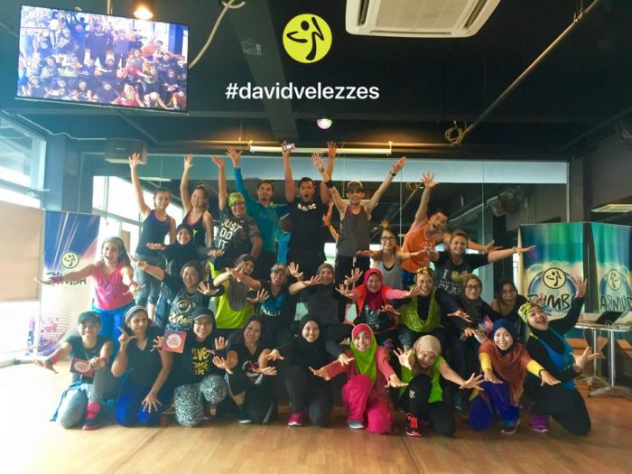 Zumba Certification Training