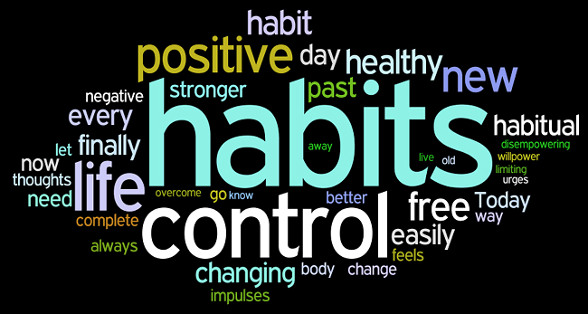 habits-word