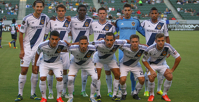 Herbalife Sport - LA Galaxy