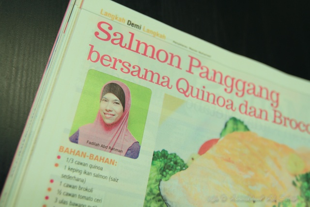 GetFitWithMe featured in Majalah Rapi - Fadillah