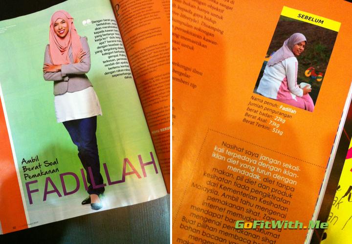 Look at Fadillah's amazing transformation. Inspiring!