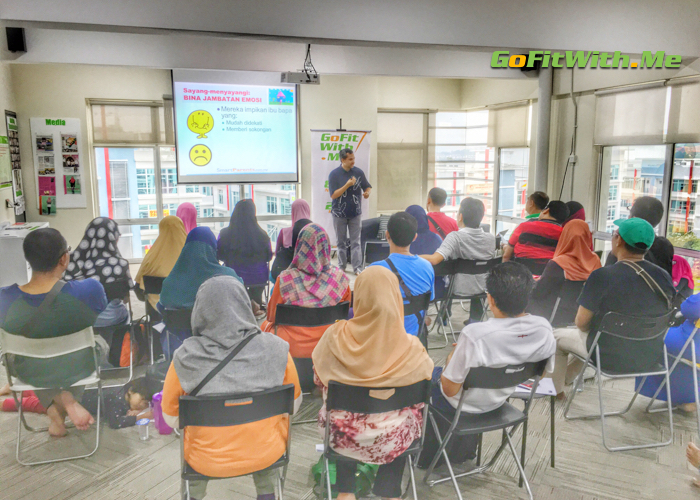 Parenting talk with Mr Zaid Mohamed, Parenting Icon Malaysia