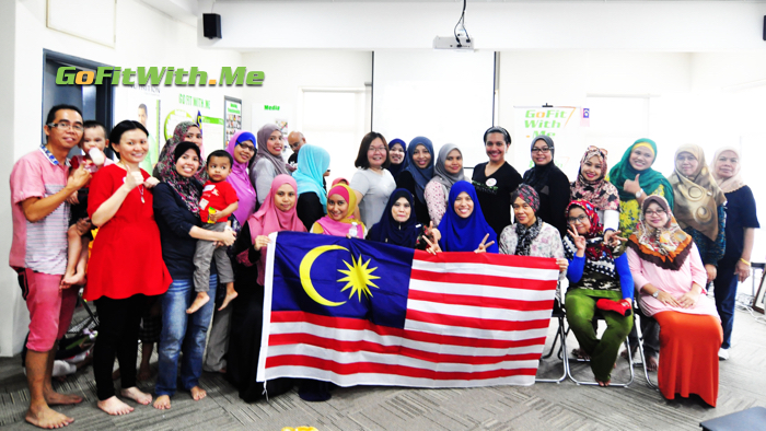 Our community is 1 Malaysia.