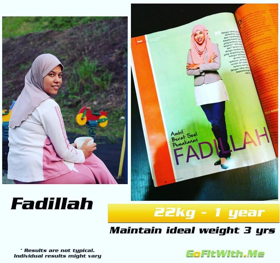 Coach Fadillah masuk majalah Rapi.