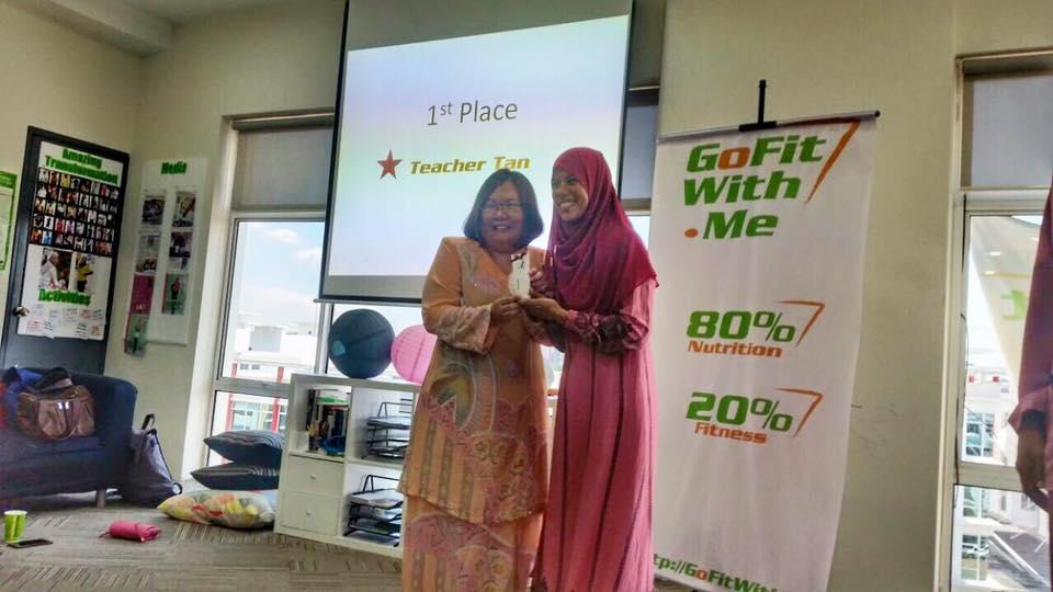 Teacher Tan - Juara 21 Day Challenge